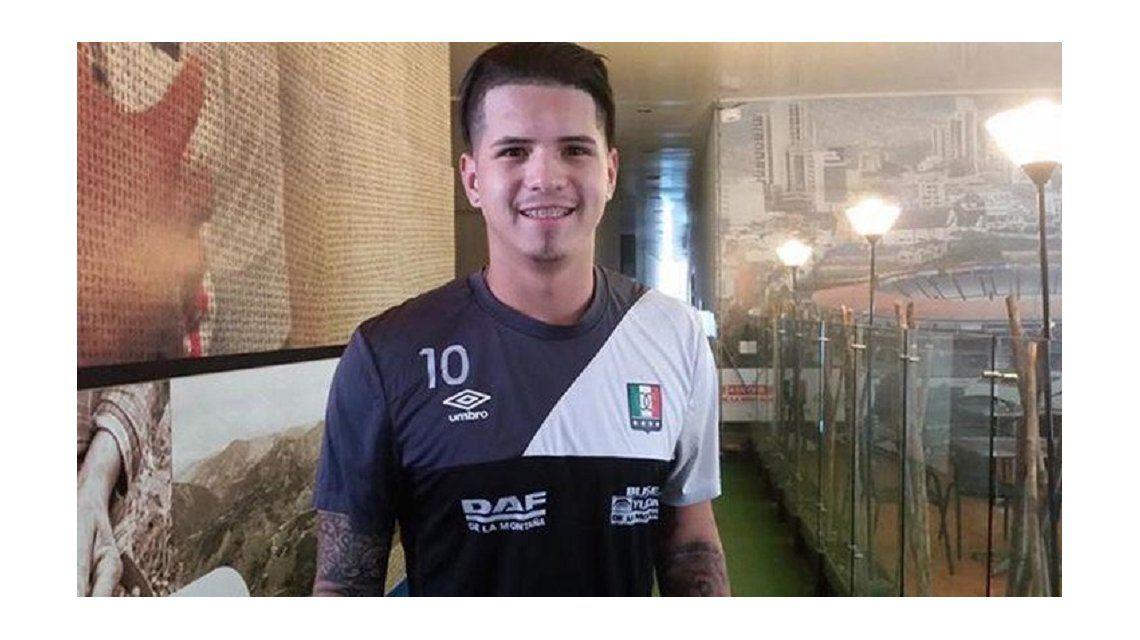 El hermano del jugador de Boca llegó a Chacarita