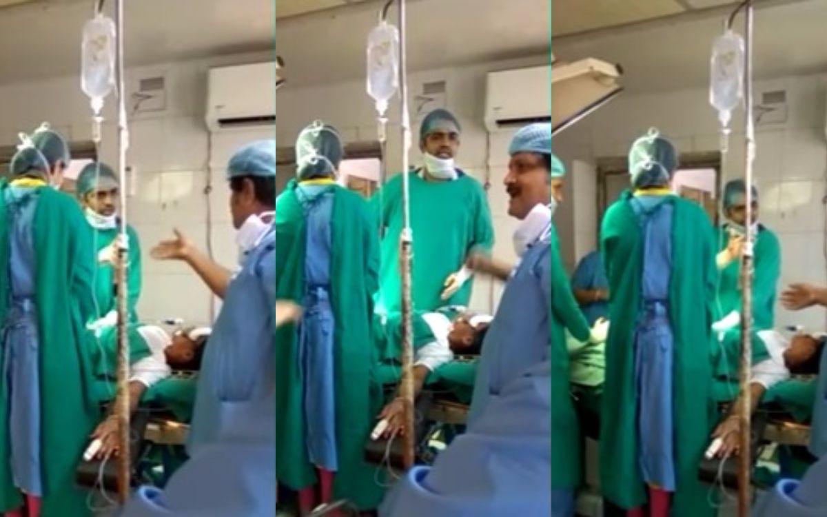 VIDEO: Un bebé murió en plena cesárea mientras dos médicos discutían entre ellos