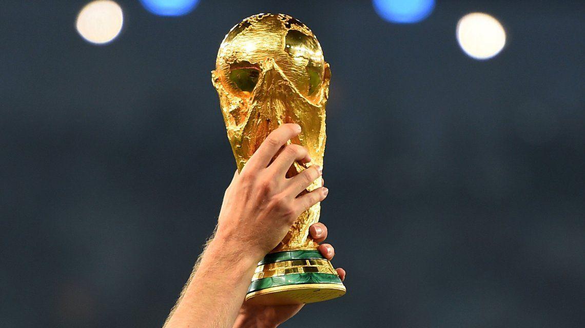 La tan deseada Copa del Mundo