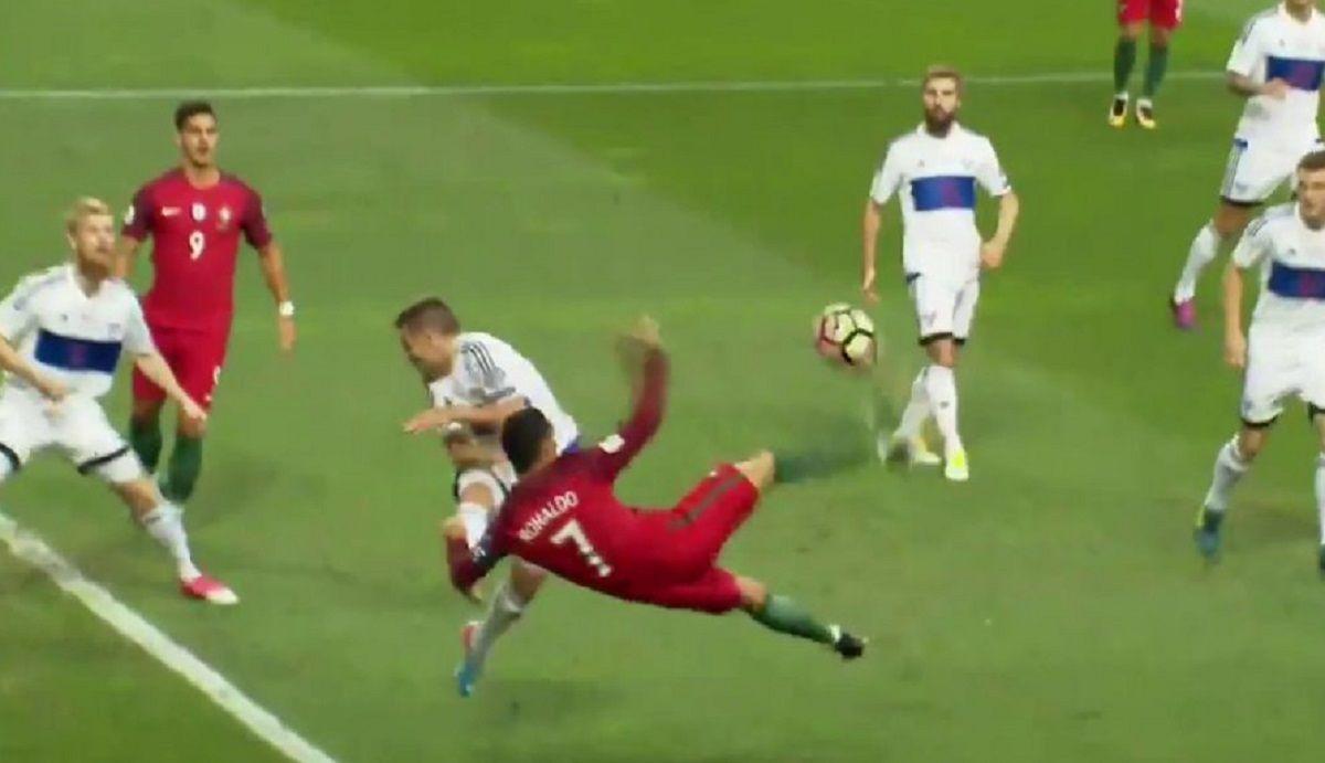 La figura del Real Madrid golpeó de entrada