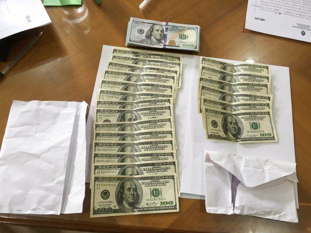 El fiscal Vaiani se llevó 8 mil dólares de una escena del crimen<br>