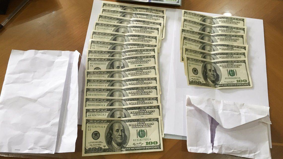 El fiscal Vaiani se llevó 8 mil dólares de una escena del crimen