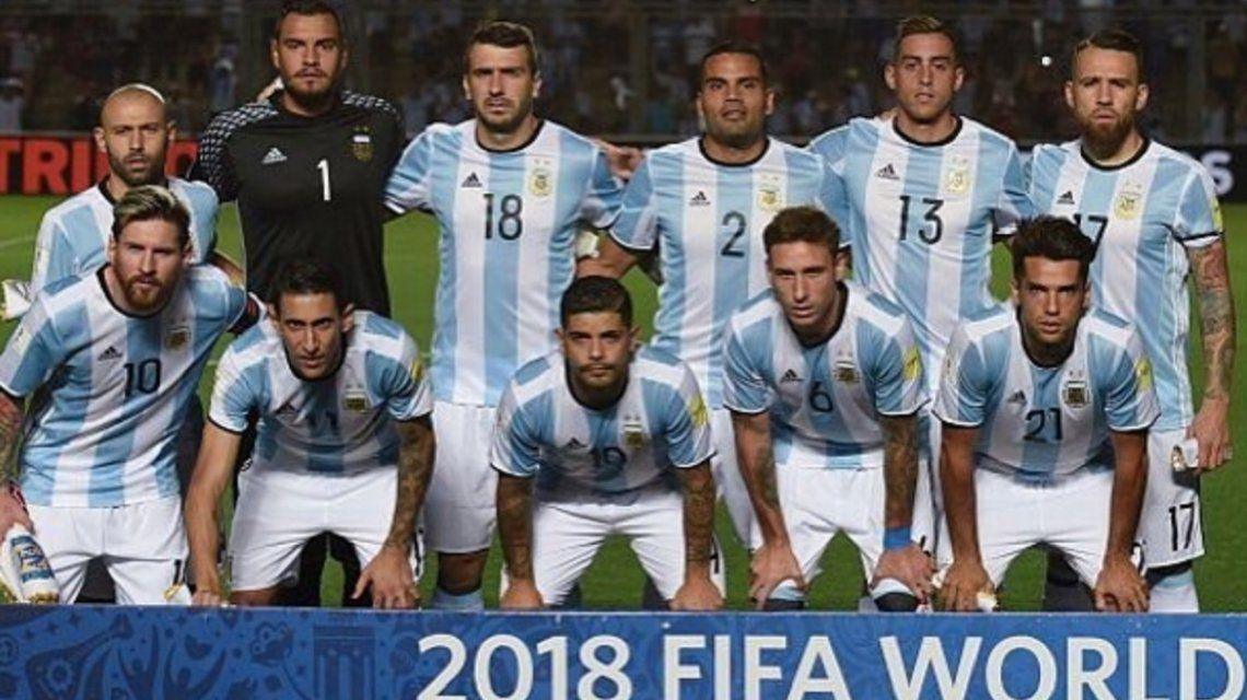 La banca de Ramiro Funes Mori a la Selección: Hay que ganar
