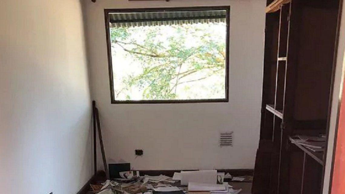 Milagro Sala ya fue trasladada a la vivienda para cumplir la prisión domiciliaria