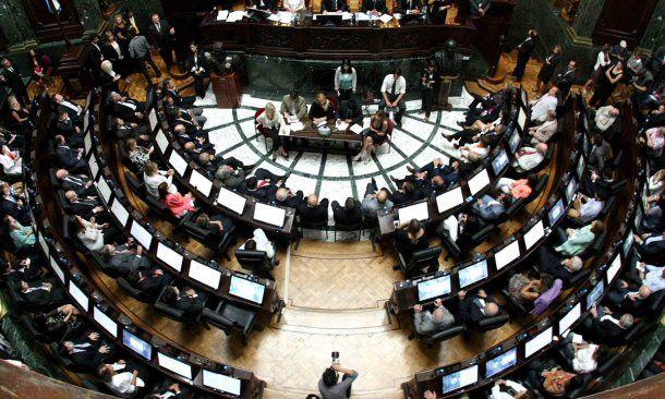 Legislatura de la ciudad de Buenos Aires<br>