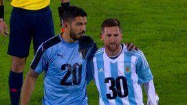 Polémica en la previa del amistoso entre Argentina y Uruguay