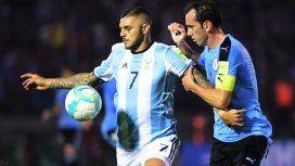 Icardi imita a Messi: mirá el nuevo look del 9 de la Selección