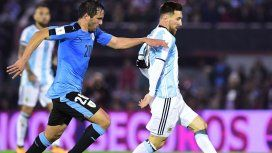El amistoso entre Argentina y Uruguay cambió de día