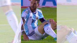 No lo pueden parar: un ex Independiente le rompió la camiseta a Messi