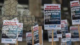 Mapa y horarios de los cortes por la marcha por Santiago Maldonado en la Ciudad