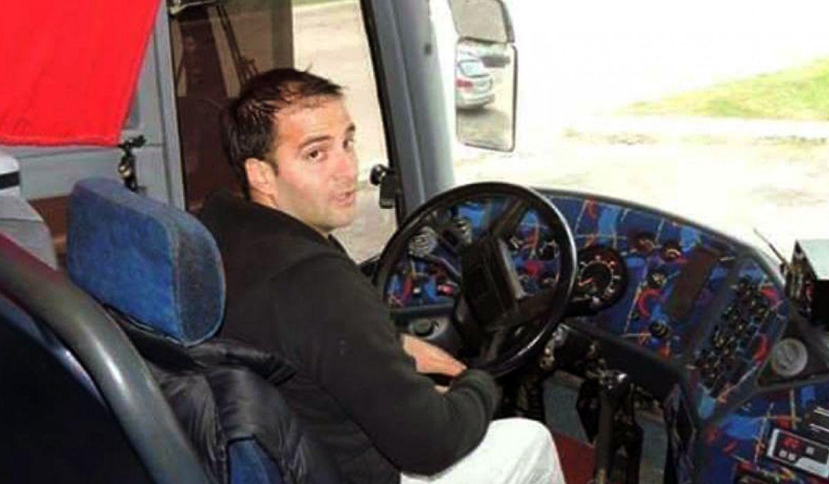 Jorge Damián Pinelli murió en el accidente