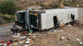 No hay arrestados ni imputados por la tragedia porque el chofer murió