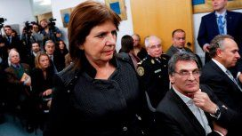 Patricia Bullrich pidió que se escuche la voz de todos en el caso Santiago Maldonado