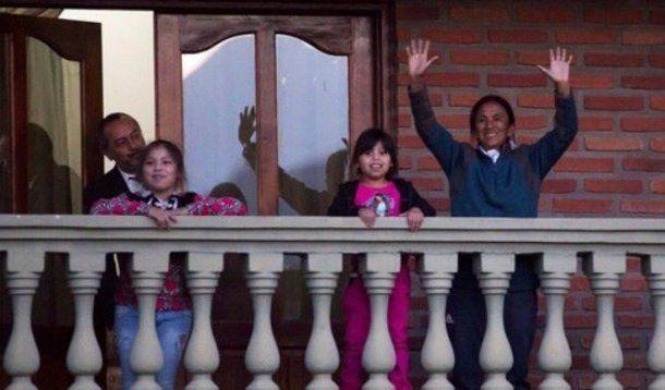 <p>Milagro Sala cumplió prisión domiciliaria casi dos meses, desde agosto a octubre de este año</p>