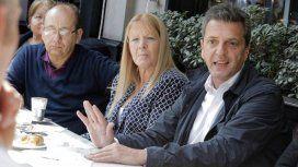 Massa y Stolbizer reanudaron la campaña electoral en Campana