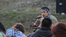 Facundo Jones Huala, líder mapuche preso