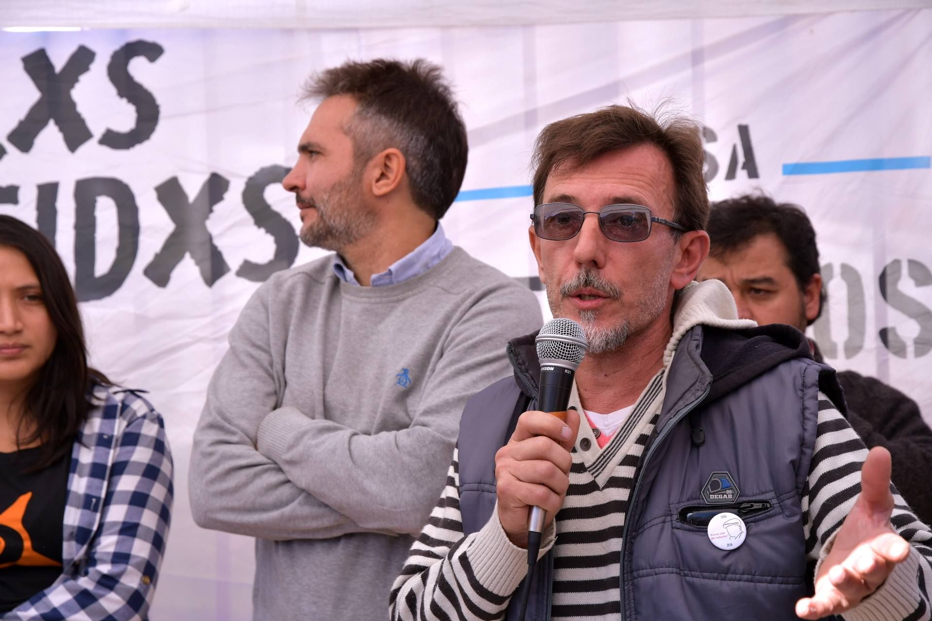 El consejo del hijo de Julio López a la familia de Santiago Maldonado
