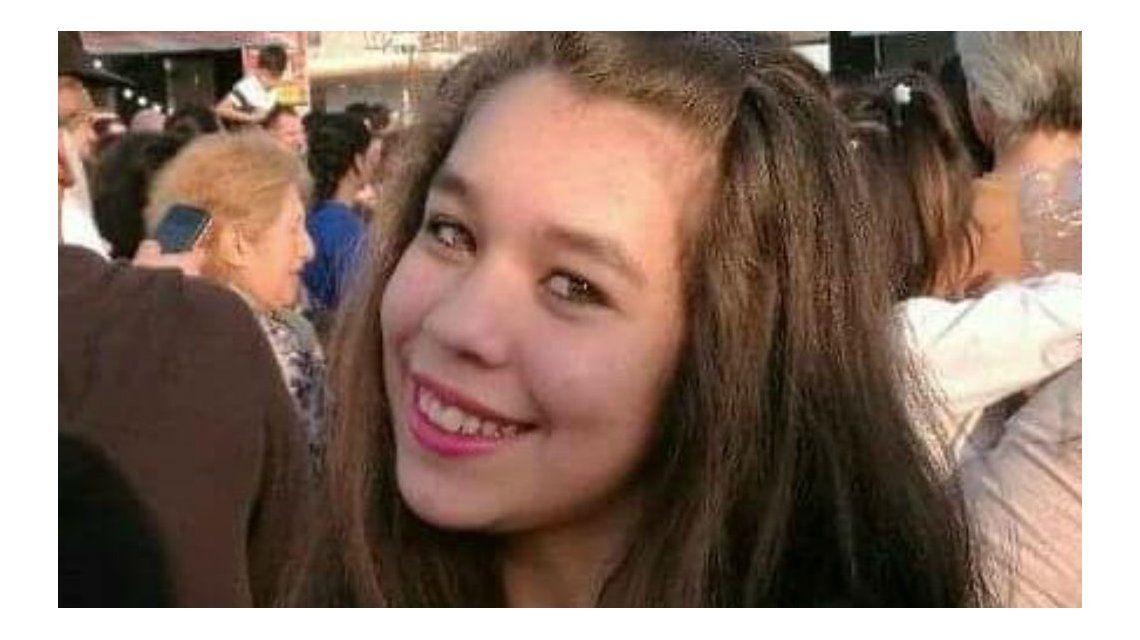 Luz tiene 14 años y está desaparecida desde el miércoles 30 de agosto