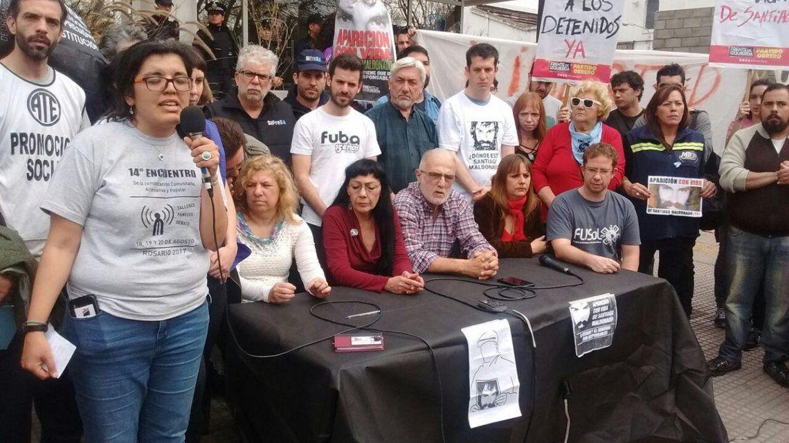 Correpi confirmó que hay trabajadores de prensa detenidos tras la represión