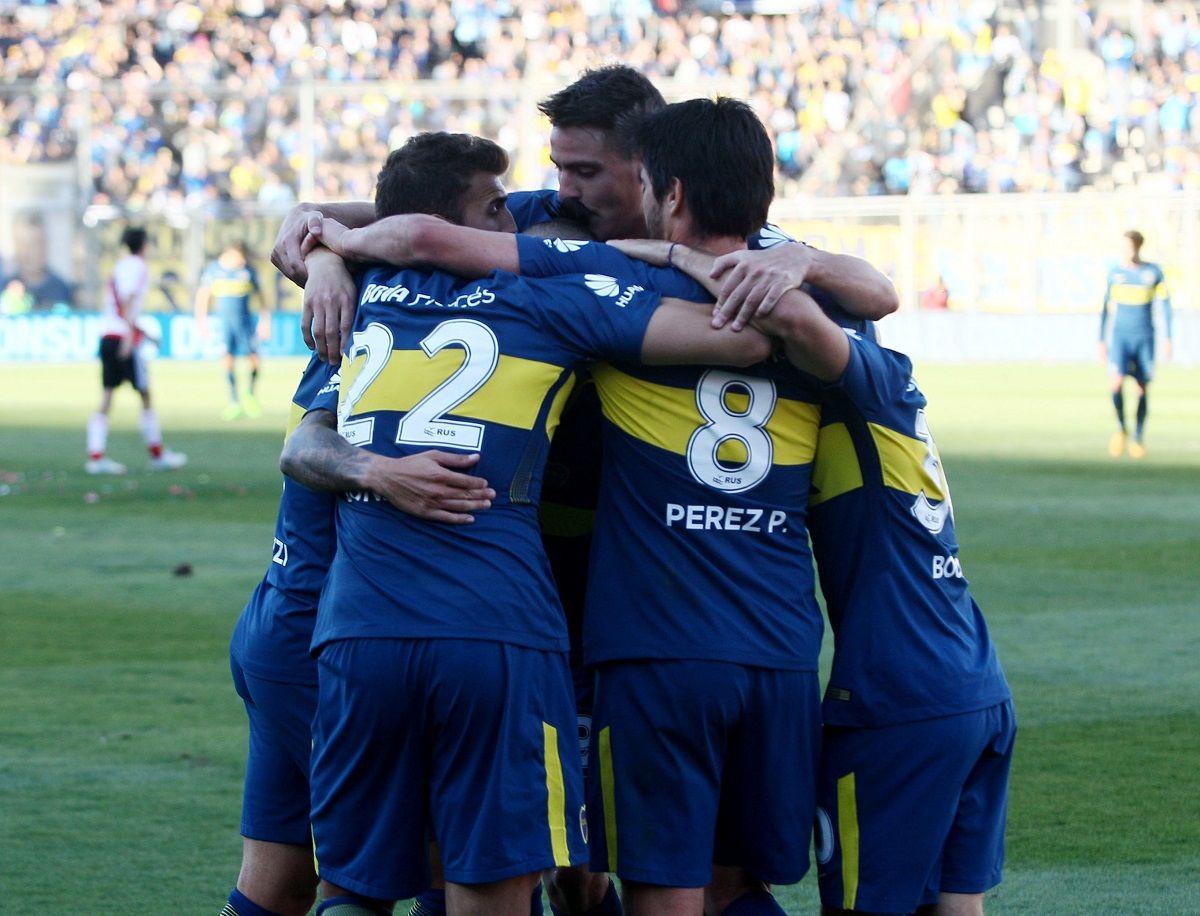 Superclásico: Boca derrotó a River por 1 a 0
