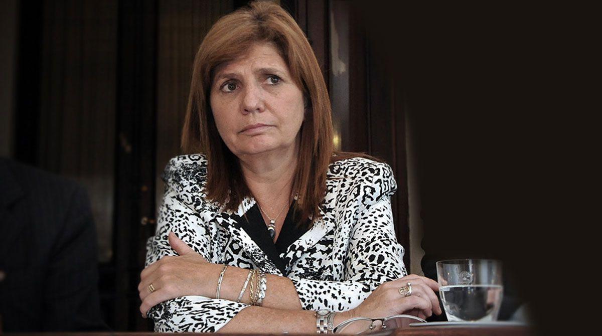 Patricia Bullrich le respondió a Evo Morales:no tiene que ver con la migración sino con la delincuencia