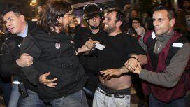 Indagan a los detenidos de la marcha por Maldonado y exigen su excarcelación