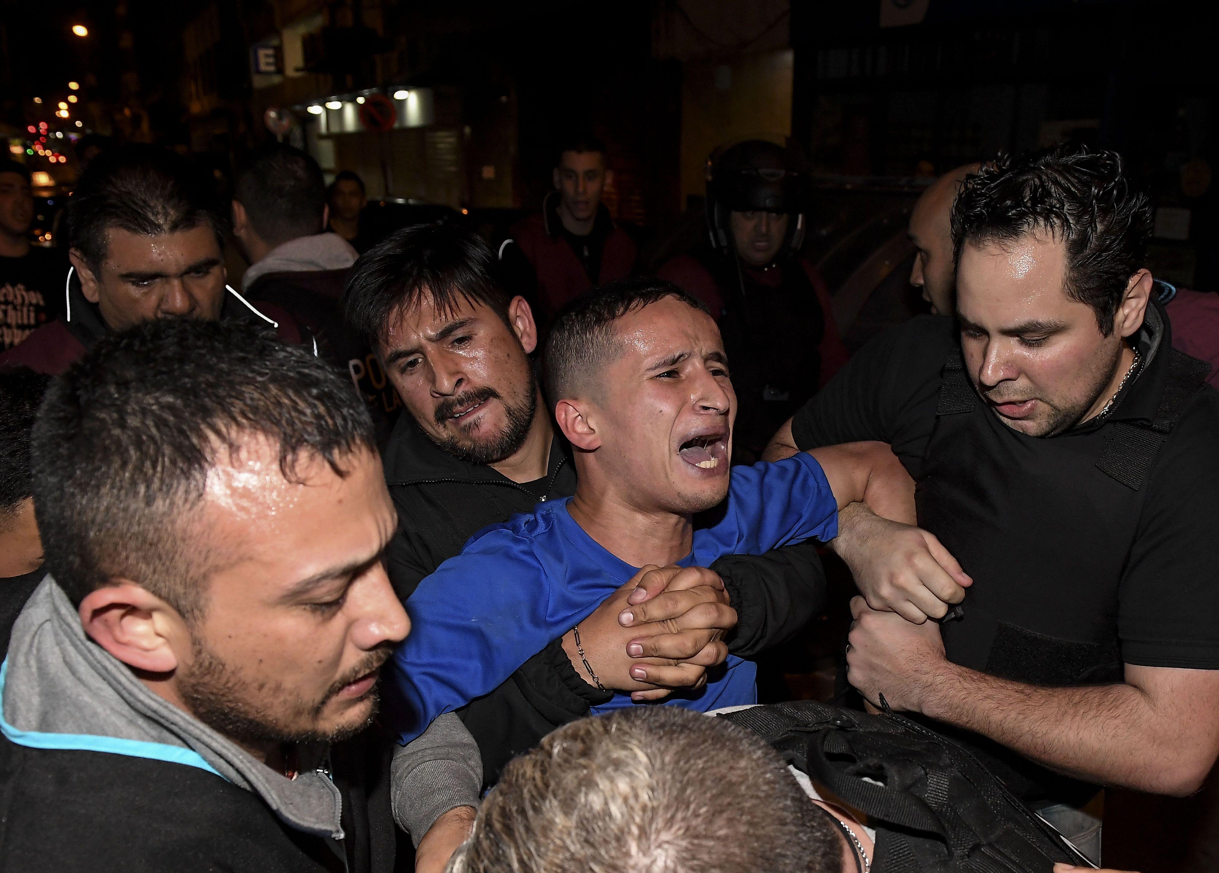 Marcha por Santiago Maldonado: indagan a los detenidos y piden su excarcelación