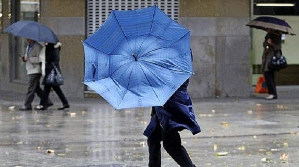 Para los próximos días habrá vientos regulares a moderados del sector sur con algunas rafagas