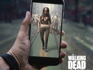 The Walking Dead: Our World, un juego para celulares con realidad aumentada
