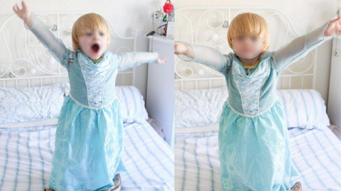 Discriminaron a un nene que quería vestirse como Elsa de Frozen en Disney