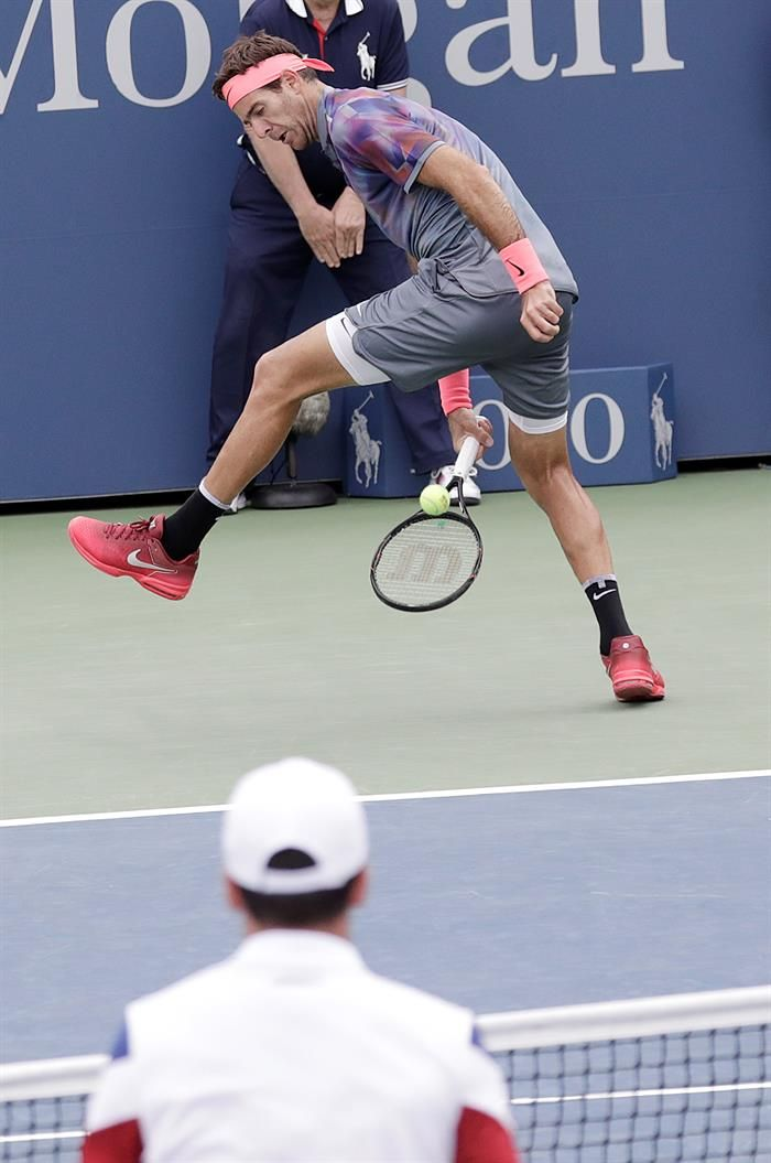 Del Potro emocionó y ganó un partido increíble ante Thiem y avanzó a cuartos en el US Open