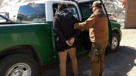 Argentino detenido por querer coimear a un policía en Chile - Crédito:LosAndesonline