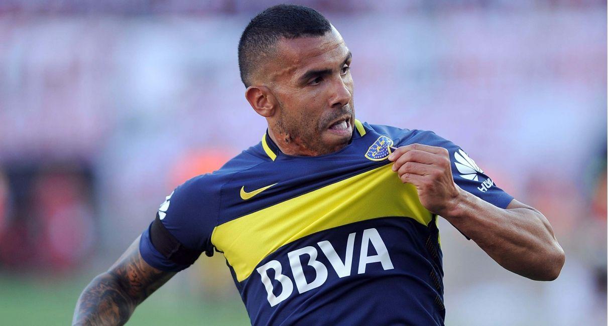Tevez volvió a Boca
