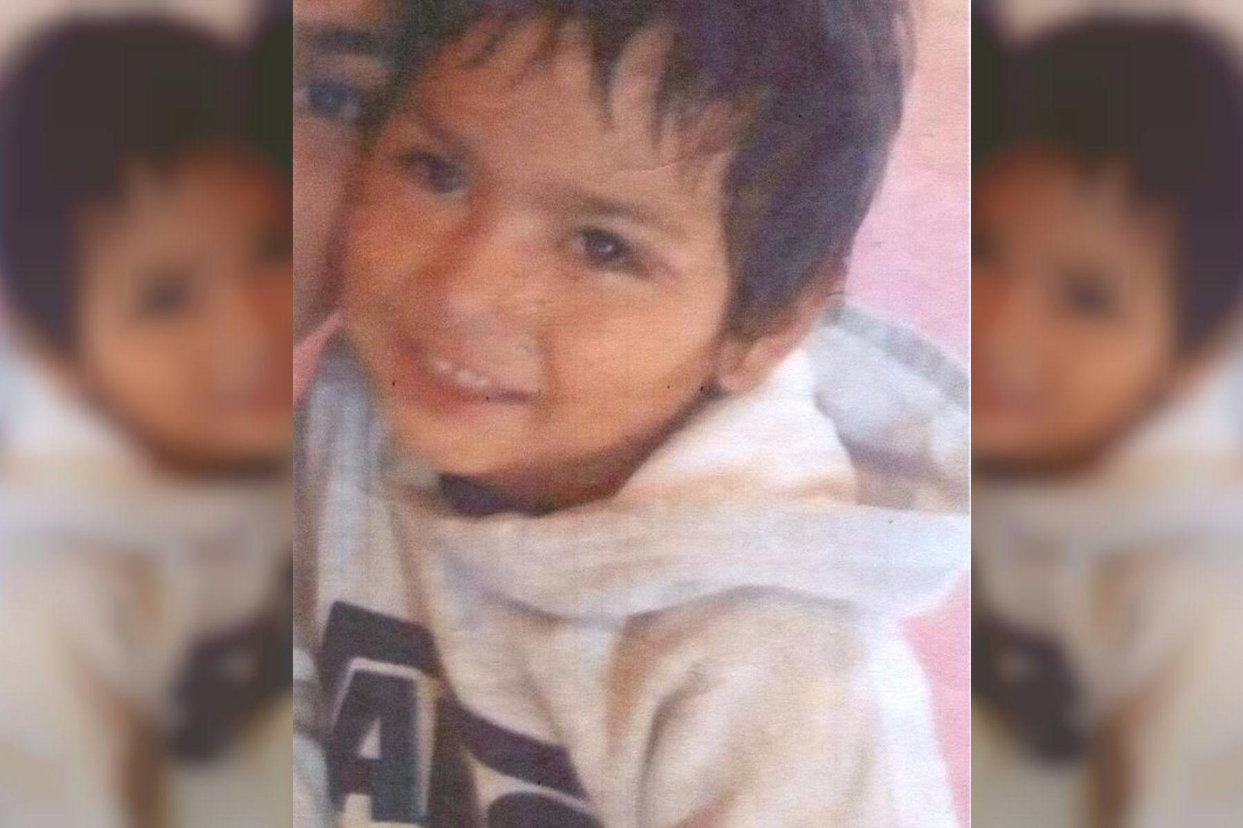 La Plata: desesperada búsqueda de un nene de 4 años