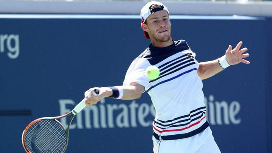 Diego Schwartzman en el US Open