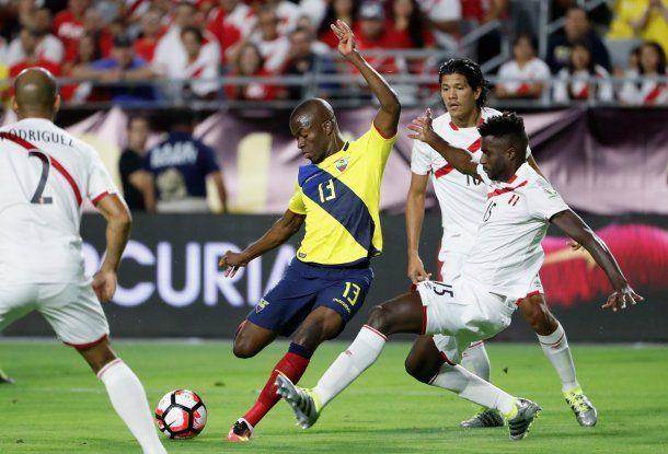 Perú y Ecuador juegan a todo o nada<br>