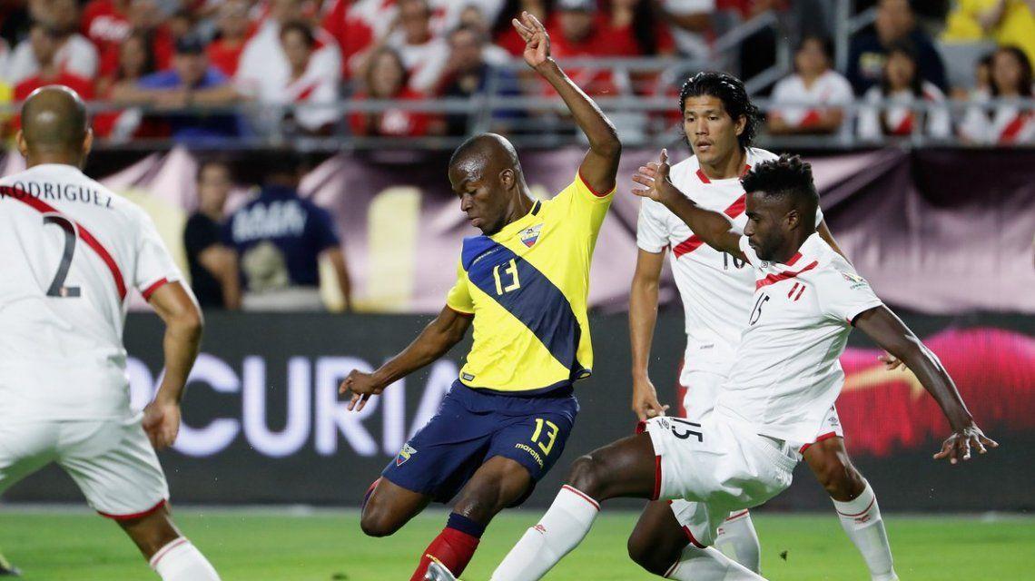 Perú y Ecuador juegan a todo o nada
