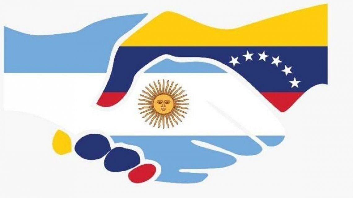 Este es el logo de la campaña Pintate por Venezuela