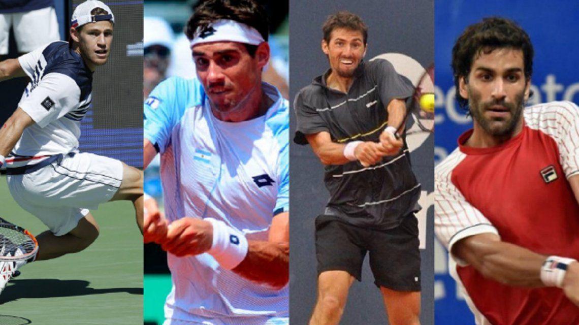 Éstos son los elegidos que intentarán dejar a Argentina en el Grupo Mundial de Copa Davis