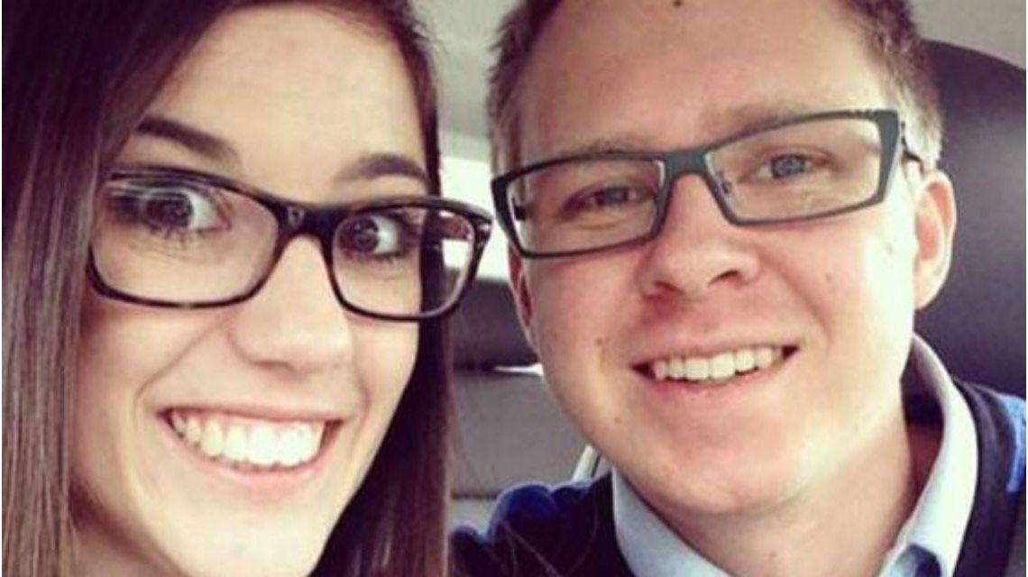 Lauren y Matthew se casaron en noviembre del año pasado