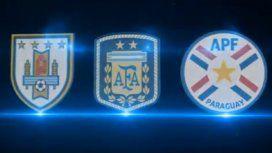 {alttext(,#CreeEnGrande El spot de Argentina, Uruguay y Paraguay para el Mundial 2030 )}