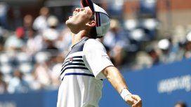 El Peque es el 26º del ranking ATP y va por más