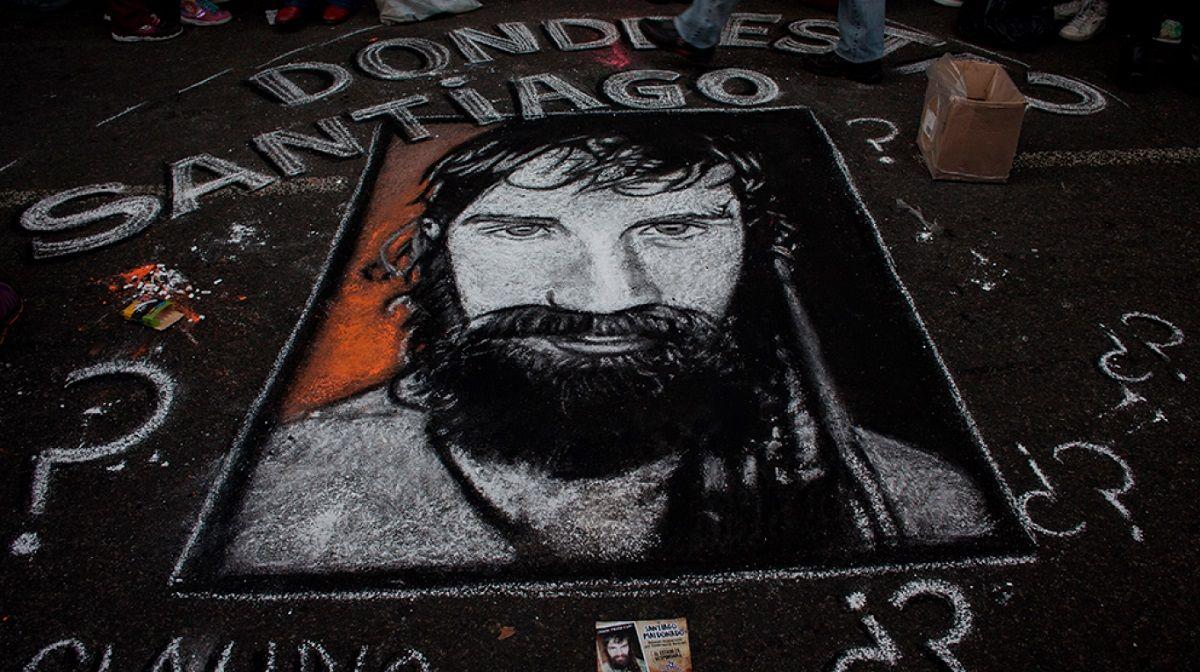 Santiago Maldonado está desaparecido desde el 1° de agosto