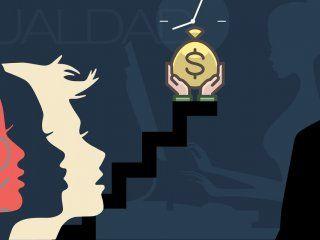 brecha salarial: las mujeres ganan un 17% menos que los hombres en america latina