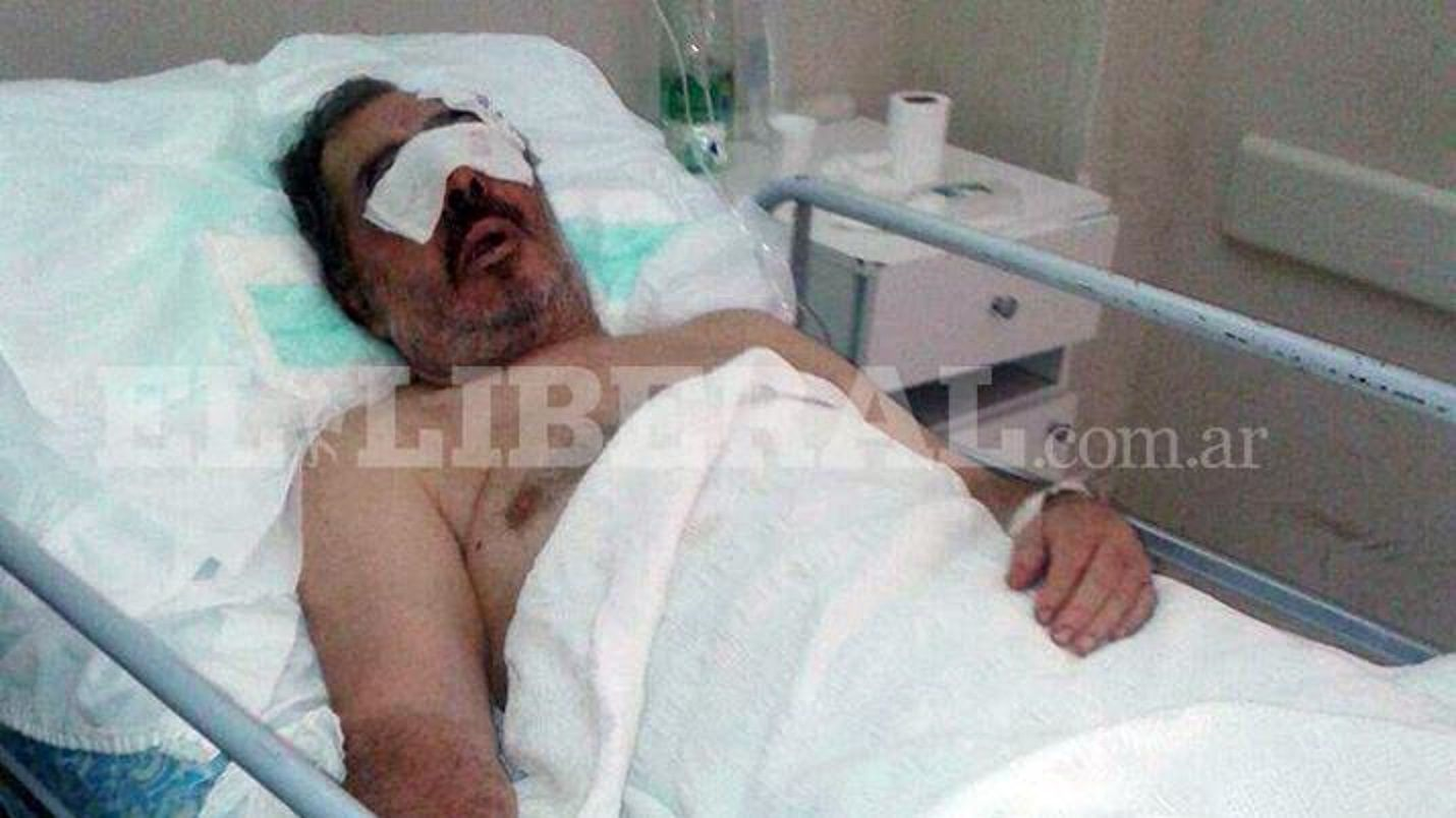 Violento asalto a un profesor cuadripléjico: lo torturaron y lo golpearon