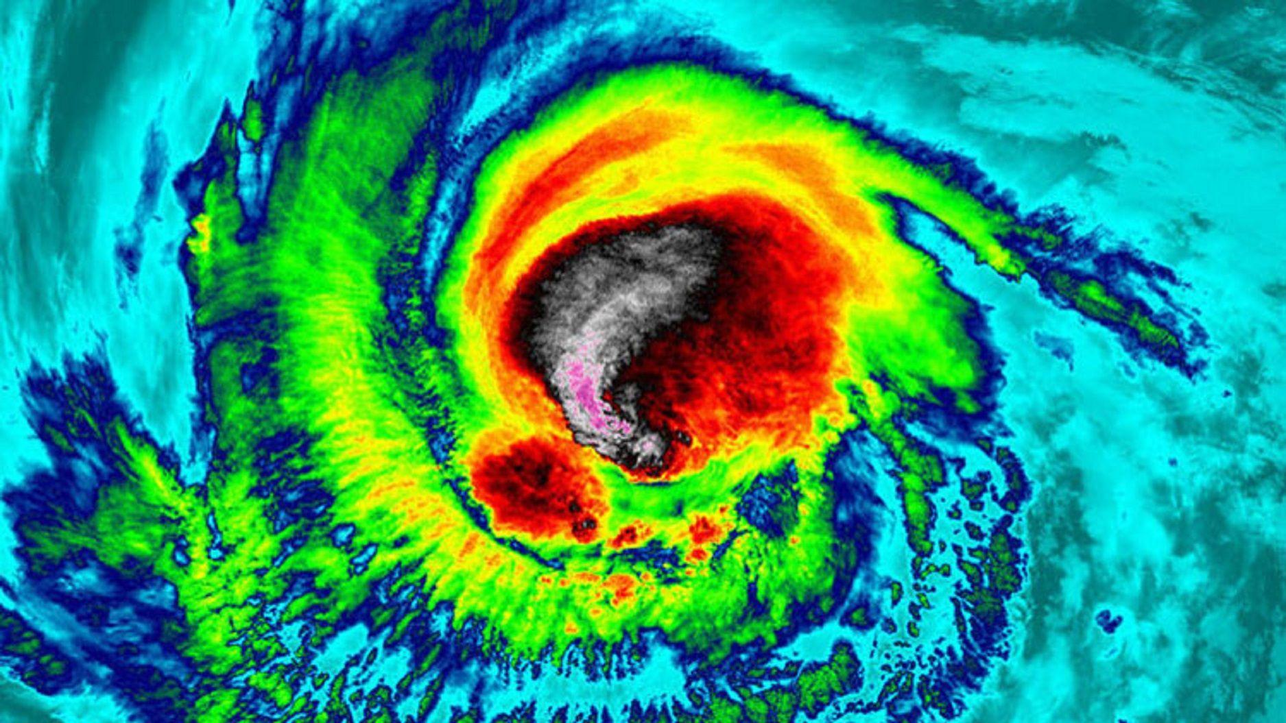 El huracán Irma podría causar más daño que Katrina