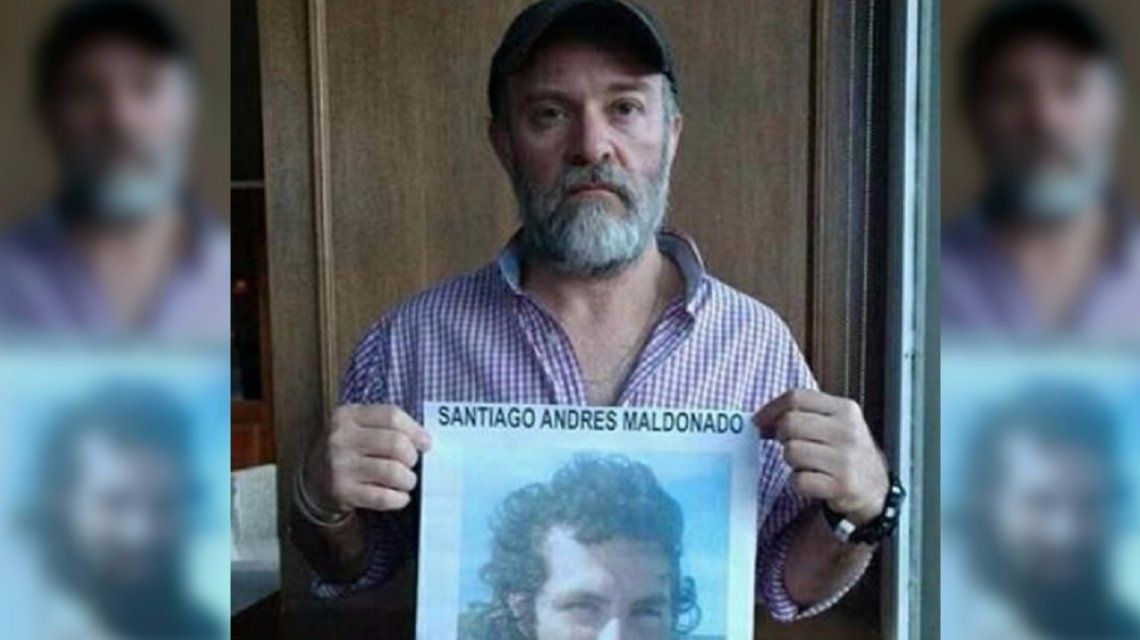 La familia de Santiago Maldonado: La única hipótesis es la desaparición forzada