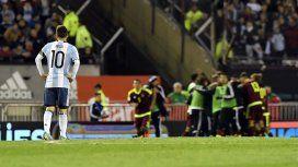 Argentina empató con Venezuela de local y se complica la clasificación