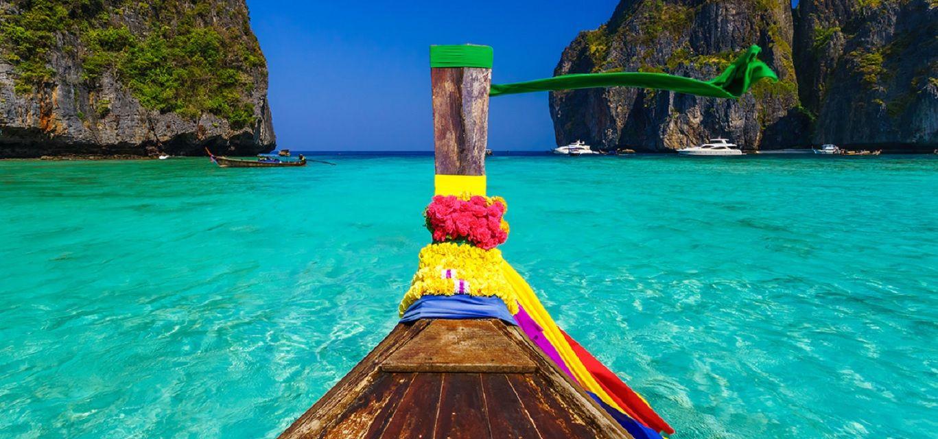 Las 10 islas más increíbles de Tailandia