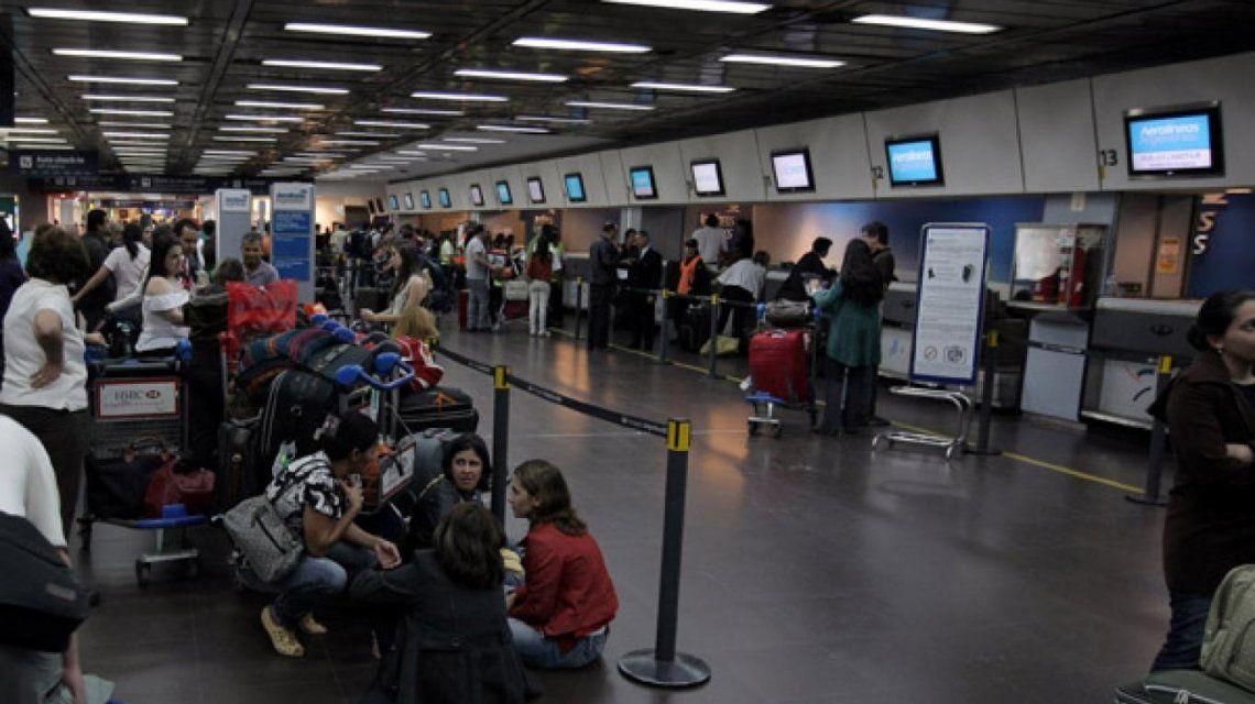 ¿Tenés que viajar? Qué va pasar con los vuelos internos durante esta semana
